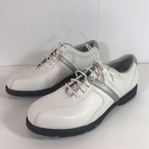 Calloway white golf shoes